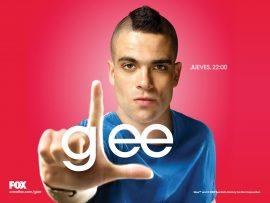 Papel de parede Glee – Puck
