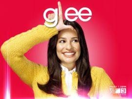 Papel de parede Glee – Rachel Berry