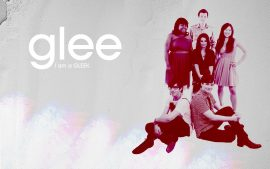 Papel de parede Glee – Seriado