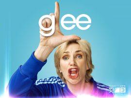 Papel de parede Glee – Sue Sylvester