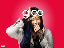 Papel de parede Glee – Tina