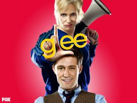 Papel de parede Glee – William e Sue