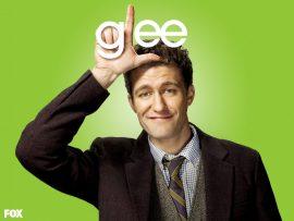Papel de parede Glee – William Schuester