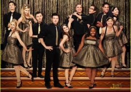 Papel de parede Serie Americana Glee