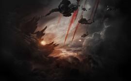 Papel de parede Godzilla 2014