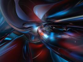 Papel de parede Gráficos 3D Abstratos