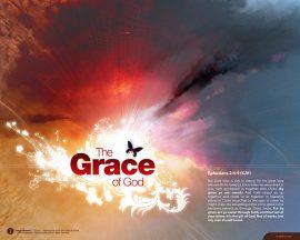 Papel de parede Graça de Deus