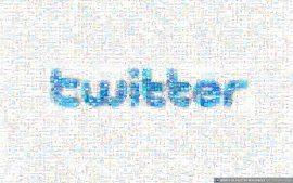 Papel de parede Grande rede do Twitter
