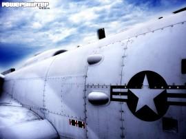 Papel de parede Grande Avião
