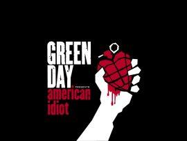 Papel de parede Green Day – American Idiot