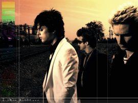 Papel de parede Green Day – Letras Políticas