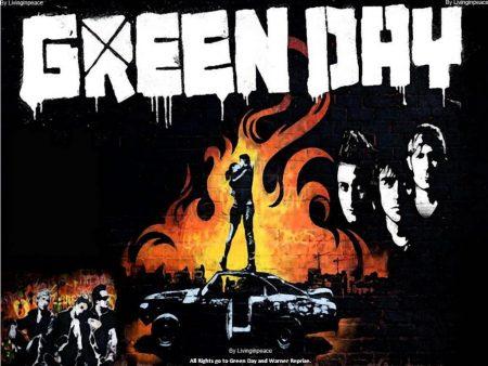 Papel de parede Green Day – Músicas para download gratuito. Use no computador pc, mac, macbook, celular, smartphone, iPhone, onde quiser!