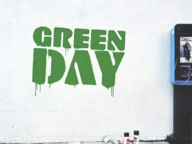 Papel de parede Green Day – Rock