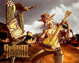 Papel de parede Guitar Hero – Country