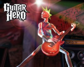 Papel de parede Guitar Hero – Game