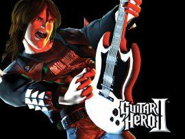 Papel de parede Guitar Hero – Música