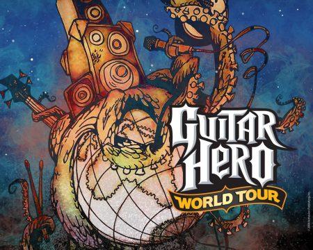 Papel de parede Guitar Hero – World Tour para download gratuito. Use no computador pc, mac, macbook, celular, smartphone, iPhone, onde quiser!