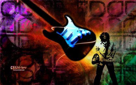 Papel de parede Guitarra – Rock para download gratuito. Use no computador pc, mac, macbook, celular, smartphone, iPhone, onde quiser!