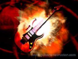 Papel de parede Guitarra #5
