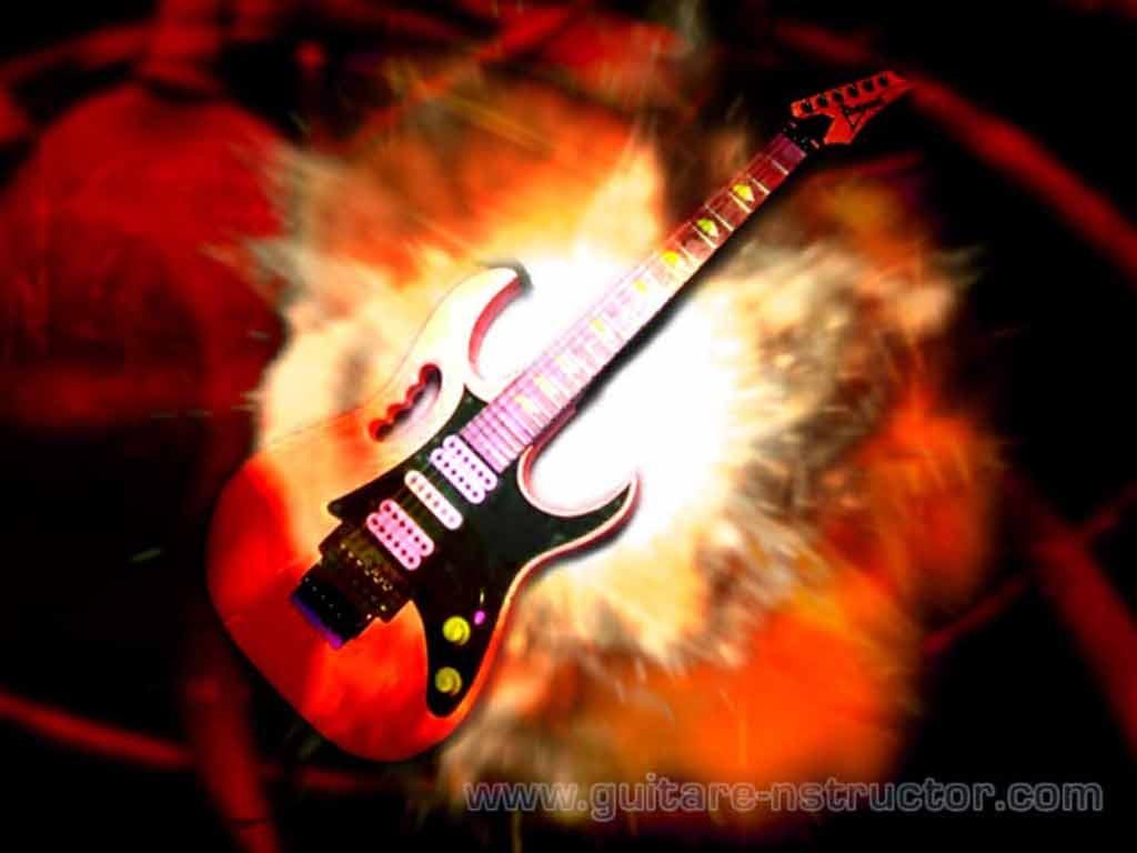 Papel De Parede Guitarra #5 Wallpaper Para Download No