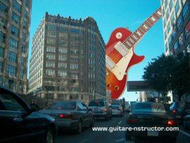 Papel de parede Guitarra #7