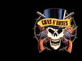Papel de parede Guns ´n Roses