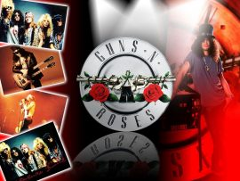 Papel de parede Guns ´n roses #2