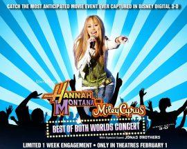 Papel de parede Hannah Montana #1