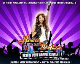 Papel de parede Hannah Montana #2