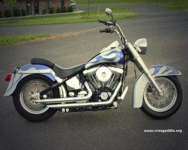 Papel de parede Harley Davidson #3