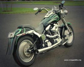 Papel de parede Harley Davidson #4