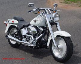 Papel de parede Harley Davidson Frente