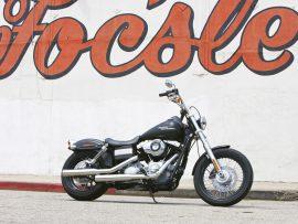 Papel de parede Harley Davidson FXDB Dyna Street Bob
