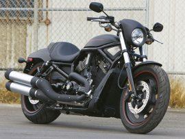 Papel de parede Harley Davidson VRSCDX Night Rod Special