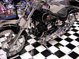 Papel de parede Harley Davidson#1