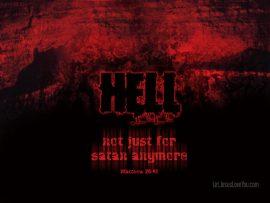 Papel de parede Hell