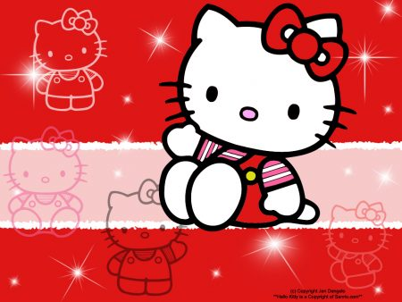 Papel de parede Hello Kitty – A Gatinha para download gratuito. Use no computador pc, mac, macbook, celular, smartphone, iPhone, onde quiser!