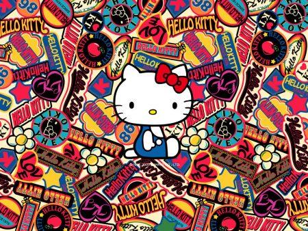 Papel de parede Hello Kitty – Sucesso para download gratuito. Use no computador pc, mac, macbook, celular, smartphone, iPhone, onde quiser!