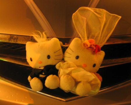 Papel de parede Hello Kitty Noiva para download gratuito. Use no computador pc, mac, macbook, celular, smartphone, iPhone, onde quiser!
