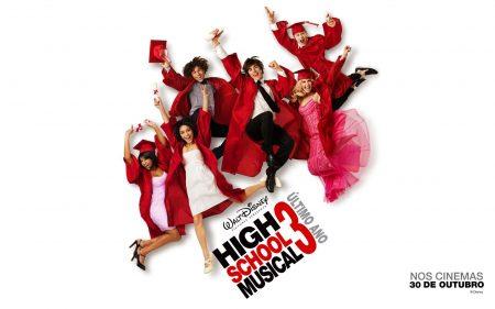 Papel de parede High School Musical 3 para download gratuito. Use no computador pc, mac, macbook, celular, smartphone, iPhone, onde quiser!