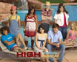 Papel de parede High School Musical #9