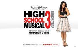 Papel de parede high school musical3