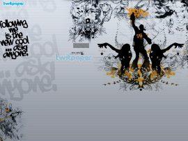 Papel de parede Hip Hop – para Twitter