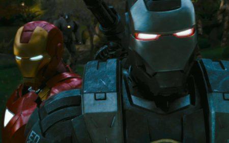 Papel de parede Homem de Ferro 2 – Armaduras para download gratuito. Use no computador pc, mac, macbook, celular, smartphone, iPhone, onde quiser!