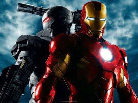Papel de parede Homem de Ferro 2 – Cartaz do Filme