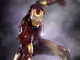 Papel de parede Homem de Ferro 2 – Marvel Comics