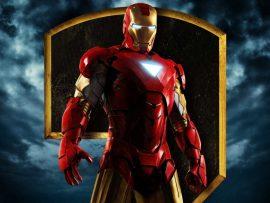 Papel de parede Homem de Ferro 2 – Marvel