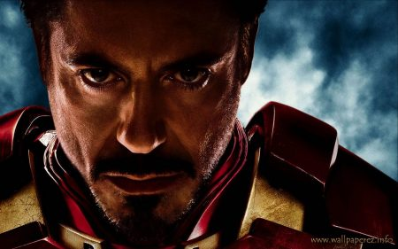 Papel de parede Homem de Ferro 2 – Robert Downey Jr. para download gratuito. Use no computador pc, mac, macbook, celular, smartphone, iPhone, onde quiser!