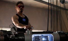 Papel de parede Homem de Ferro 2 – Tecnologia