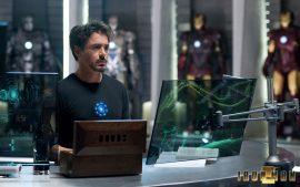Papel de parede Homem de Ferro 2 – Tony Stark